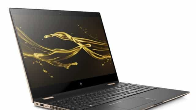 HP, Intel e AMD dão as 'mãos' e nasce o Spectre x360 15