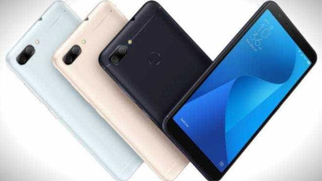 O novo smartphone da ASUS promete esgotar