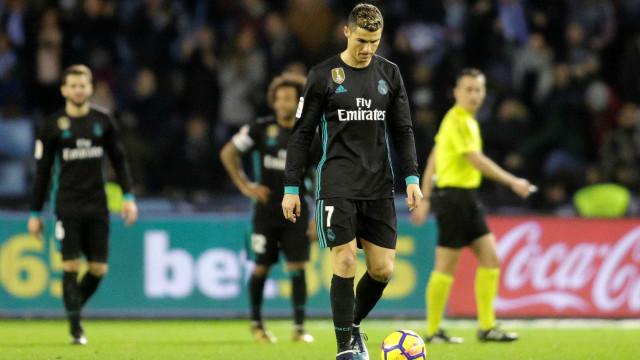 Cristiano Ronaldo deixa mensagem enigmática nas redes sociais
