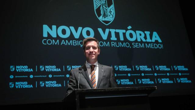 Vieira de Castro admite concorrer de novo à presidência do Vitória