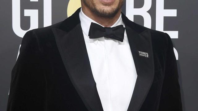 James Franco recebeu um Globo de Ouro... e várias acusações de assédio