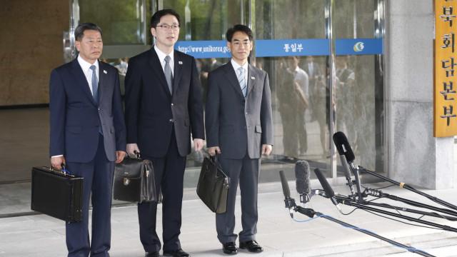 Coreia do Norte decide participar nos JO de Inverno na Coreia do Sul