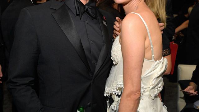 Diane Kruger e Norman Reedus fotografados pela primeira vez com a filha