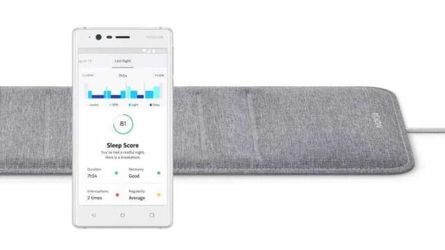 A Nokia quer ajudá-lo a ter noites mais tranquilas
