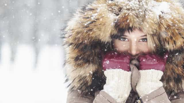 Eis o que pode acontecer ao corpo quando está frio