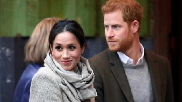 Harry e Meghan Markle querem deixar palácio... para ir viver no campo