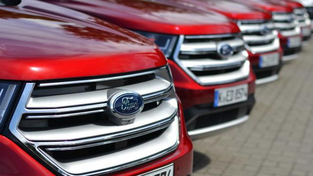 Ford chama às oficinas quase 2 milhões de viaturas na América do Norte