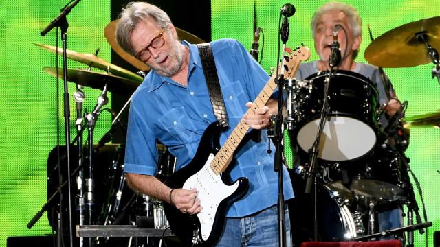 Eric Clapton vai lançar álbum de Natal