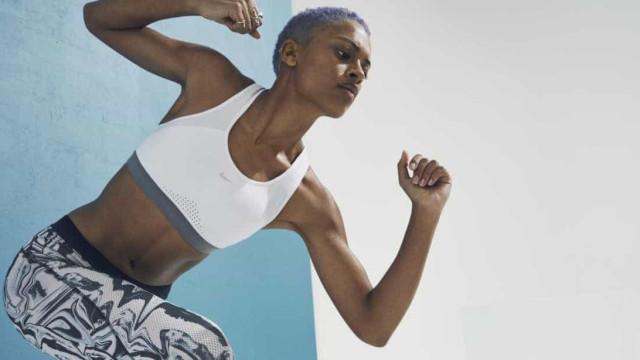 O novo sutiã da Nike dá (literalmente) para qualquer tipo de treino