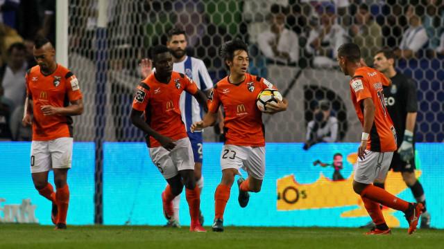 FC Porto faz nova oferta por Nakajima. Galeno e Inácio envolvidos