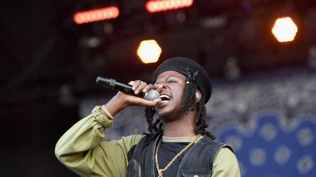 Rapper Joey Bada$$ atua em julho no festival Summer Fest na Ericeira