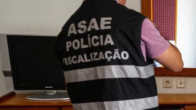 Homem apanhado com meio milhão de euros em artigos falsificados