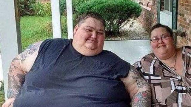 Onze anos depois, casal com obesidade mórbida consegue fazer sexo