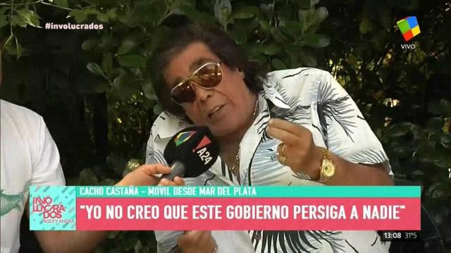"""Cantor argentino na berlinda: """"Se a violação é inevitável, relaxa e goza"""""""