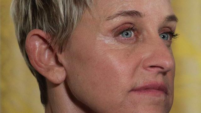 Depois de se assumir, Ellen ficou deprimida e chateou-se com Elton John