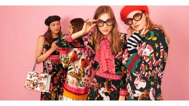 Da runway para a cozinha: Gucci abre o seu primeiro restaurante