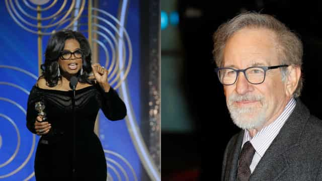 Oprah a presidente? Steven Spielberg apoia