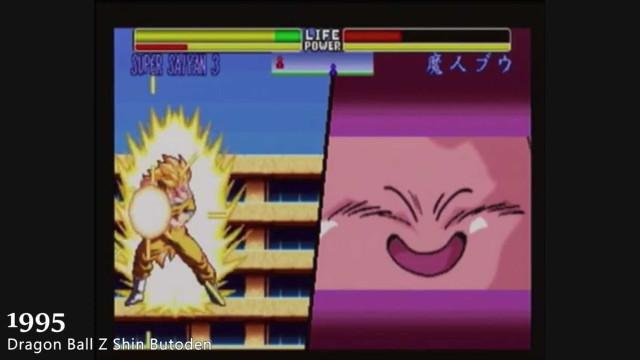 'Dragon Ball' nos videojogos. Veja como evoluiu a série desde 1986