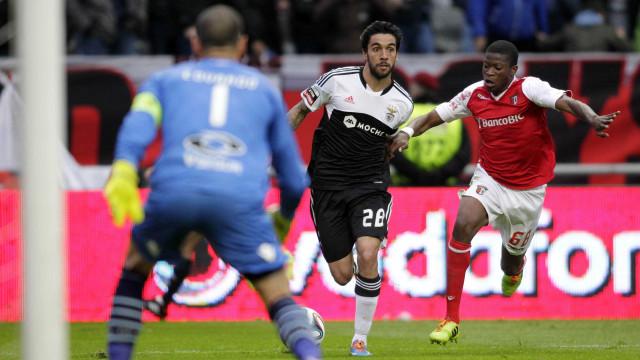 """Sílvio: """"Não acho que o Benfica esteja a passar um mau momento"""""""