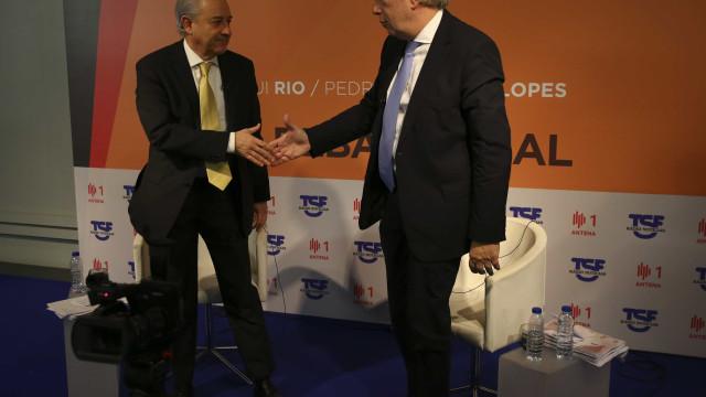 Eleições no PSD: Primeiros resultados dão vitória a Rui Rio