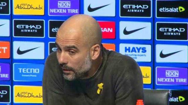 Compararam Salah a Messi... e foi esta a reação de Guardiola