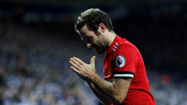 Mata revelou o que sentiu quando soube da chegada de Mourinho ao United