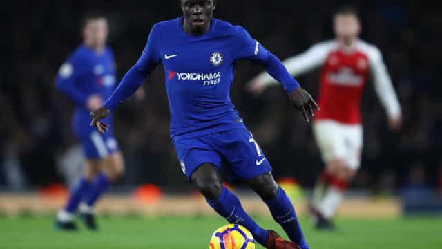 Chelsea estabelece valor (de outro mundo) para negociar N'Golo Kanté