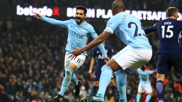 Manchester City ou Barcelona? Gundogan já decidiu