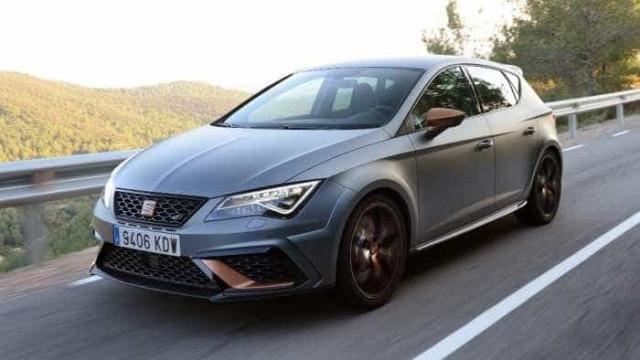 Já imaginou ter um Seat Leon a fazer 5,7 segundos dos 0 aos 100 km/h?