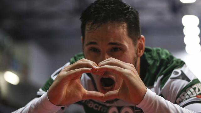 Sporting vence Fundão e está na final da Taça da Liga