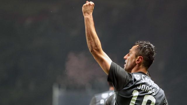 Melhor Benfica da época contou com o melhor Jonas de sempre
