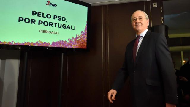 """Rio, o homem que agarrou o PSD para criar """"alternativa à frente Esquerda"""""""