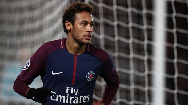 Neymar desiludido com Ligue 1 e encantado com interesse merengue