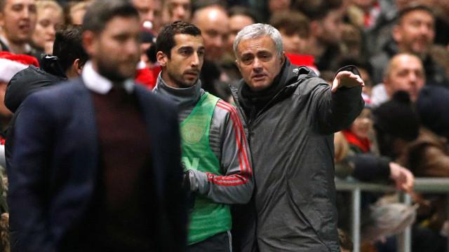 """Sánchez? """"Penso que o Manchester United tem uma chance"""""""