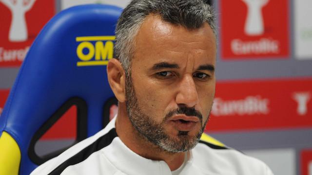 Ivo Vieira nega investigação a jogadores após derrota com o FC Porto