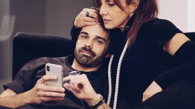"""Mãe de Hugo Madeira recebe rasgados elogios: """"Nossa que linda"""""""