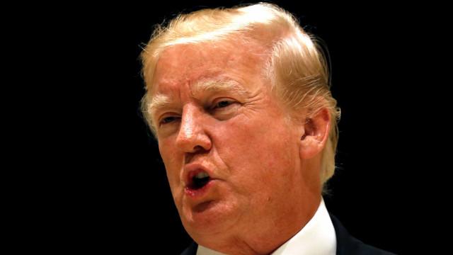 """""""Não sou racista. Sou a pessoa menos racista"""", afirma Trump"""