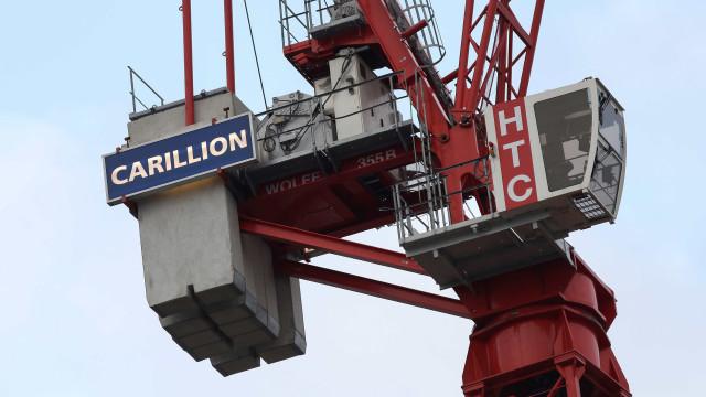 Gigante britânico da construção e dos serviços Carillion declara falência