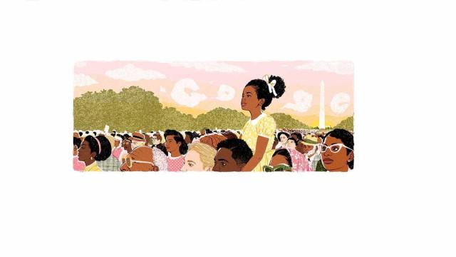 Dia de Martin Luther King recebeu homenagem do Google