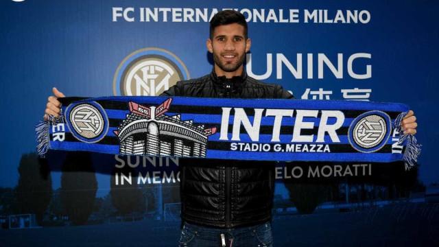 """Lisandro López: """"Jogar no Inter é um sonho para mim"""""""