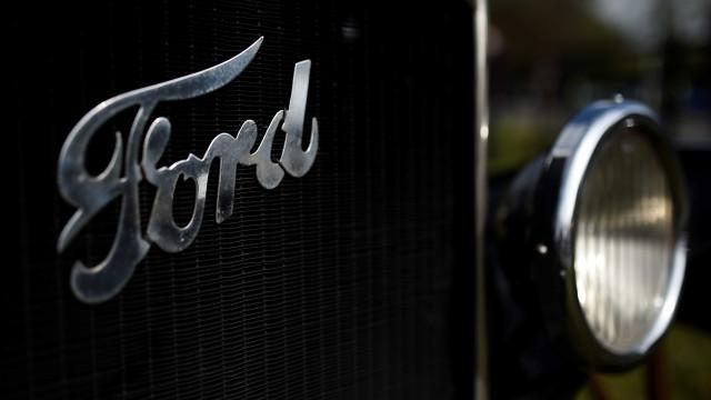 Ford tem quase 10 mil milhões de euros para carros elétricos