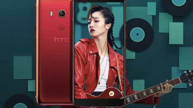 U11 Eyes, o novo HTC perfeito para apreciadores de selfies
