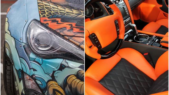 Veja dicas de como personalizar seu carro!
