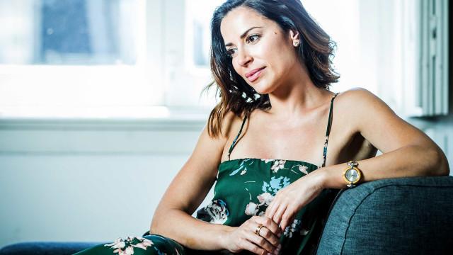 Na reta final da gravidez, Dânia Neto despede-se de novela da SIC