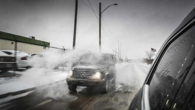 Mercedes relança clássico: Aí está o novo Classe G