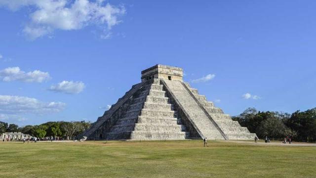 500 anos depois os cientistas descobriram o que matou os Astecas