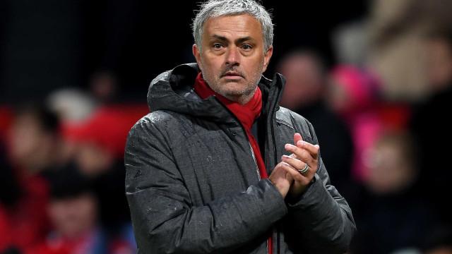 Mourinho muito próximo de renovar contrato com o Manchester United