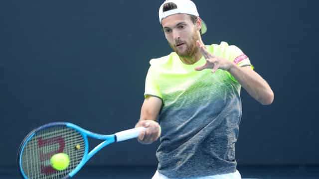 Página de ouro no ténis português: Sousa eliminou o n.º5 do circuito ATP