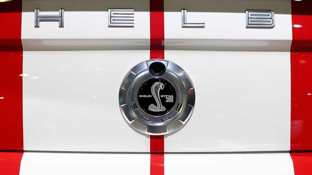 Ford Mustang Shelby GT500 de regresso com potência superior a 700 cavalos