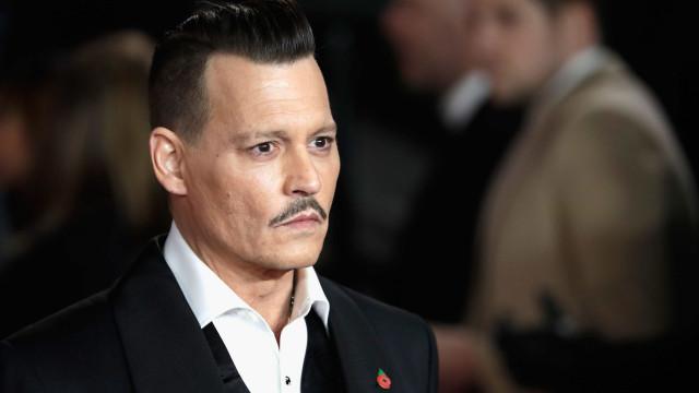 Johnny Depp: Os dias de azar do ator continuam